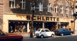 Herrenmode Schlatte 1983