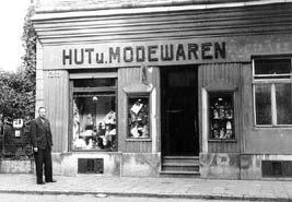 Hut- und Modewaren Schlatte 1949